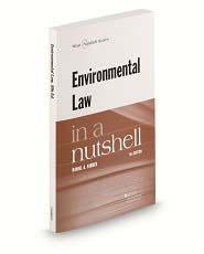 Environmental Law in a Nutshell