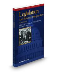 Legislation and Statutory Interpretation, 2d