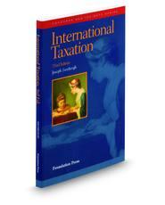 International Taxation, 3d