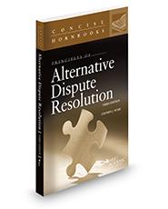 Principles of Alternative Dispute Resolution