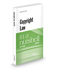 Copyright Law in a Nutshell
