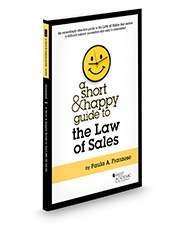 A Short and Happy Guide to the Law of Sales
