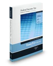 Exam Pro on Federal Income Tax