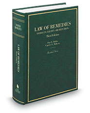 Law of Remedies: Damages, Equity, Restitution
