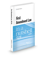 First Amendment Law in a Nutshell