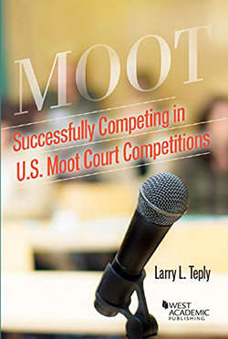 Successfully Competing in U.S. Moot Court Competitions cover