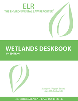 Strand and Rothschild's Wetlands Deskbook, 4th