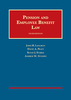 Langbein, Pratt, Stabile, and Stumpff's Pension and Employee Benefit Law, 6th