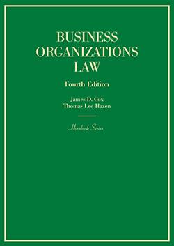 Business Oragnizations Law