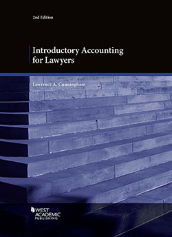 Cunningham's Introductory Accounting for Lawyers, 2d