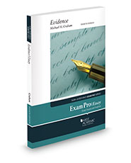 Exam Pro on Evidence (Essay)