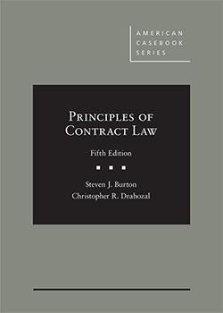 Burton and Drahozal's Principles of Contract Law, 5th