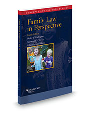 Family Law in Perspective