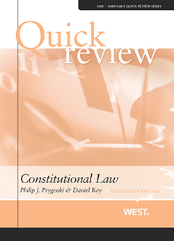 Sum And Substance Quick Review On Constitutional Law 14th Sum Substance Quick Review Series