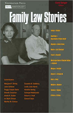 Sanger's Family Law Stories (Stories Series)