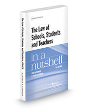 The Law of Schools, Students and Teachers in a Nutshell
