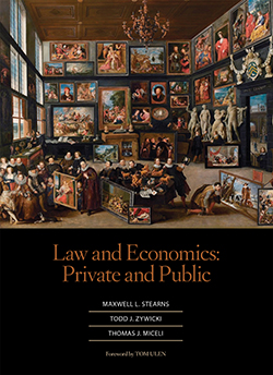 Stearns, Zywicki, and Miceli's Law and Economics: Private and Public
