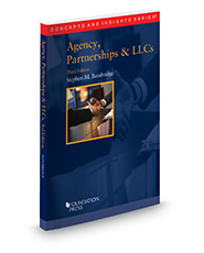 Agency, Partnerships & LLCs