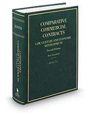 Comparative Commercial Contracts: Law, Culture and Economic Development