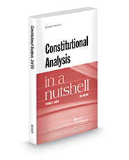 Constitutional Analysis in a Nutshell