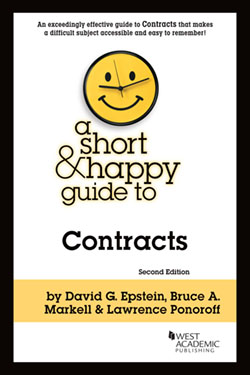 Cover: A Short and Happy Guide to Contracts