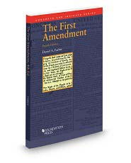 The First Amendment, 4th