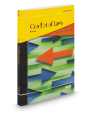 Black Letter Outline on Conflict of Laws