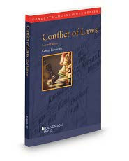 Conflict of Laws, 2d
