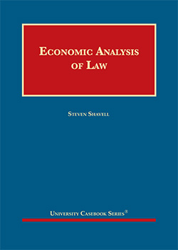 Shavell's Economic Analysis of Law