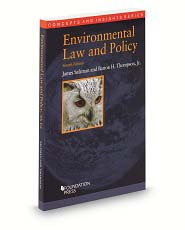 Environmental Law and Policy, 4th