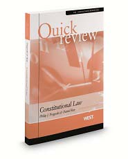 Quick Review of Constitutional Law