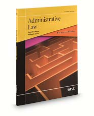 Black Letter Outline on Administrative Law