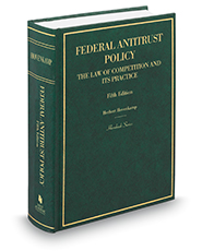 Federal Antitrust Policy, The Law of Competition and Its Practice